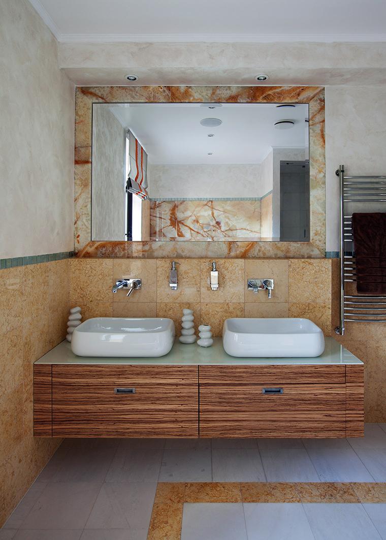 Фото № 46300 ванная  Квартира