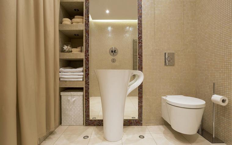 Фото № 46326 ванная  Квартира