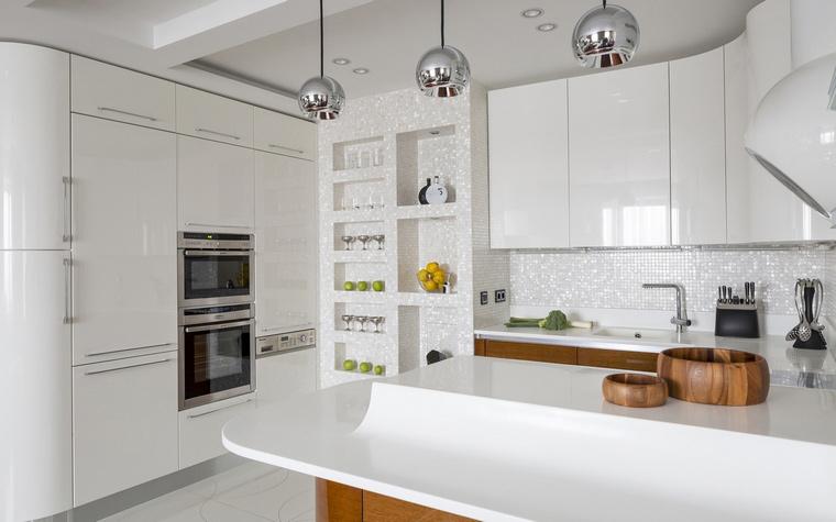интерьер кухни - фото № 46320