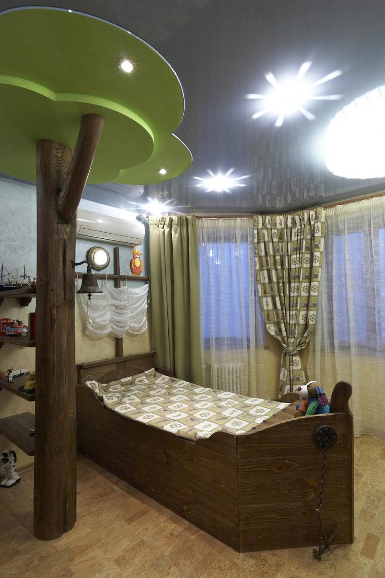 Квартира. детская из проекта , фото №46418