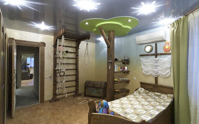 Квартира. детская из проекта , фото №46420