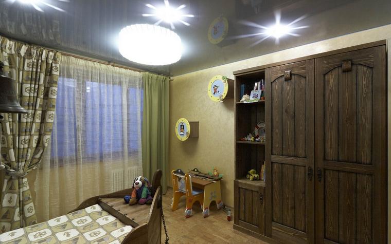 Квартира. детская из проекта , фото №46421