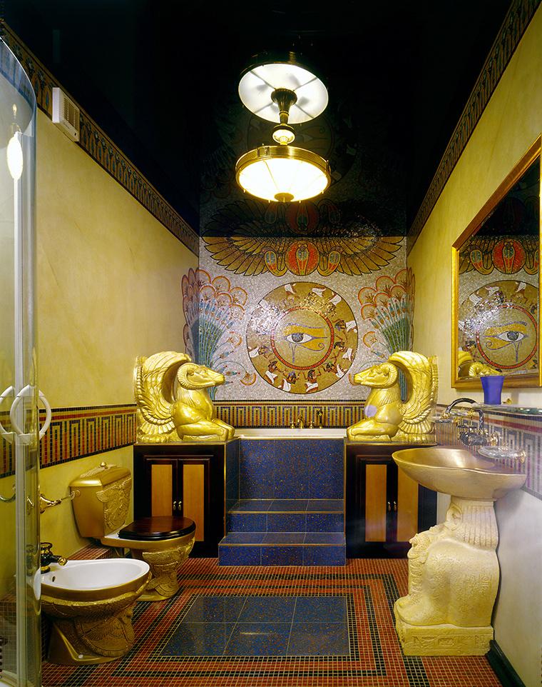Фото № 46488 ванная  Квартира