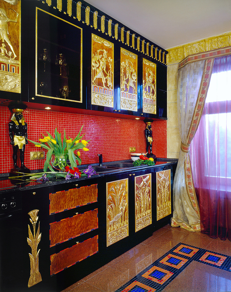 кухня - фото № 46476