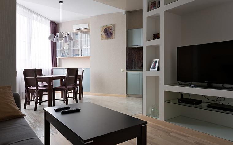 интерьер гостиной - фото № 46518