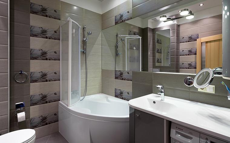 интерьер ванной - фото № 46521
