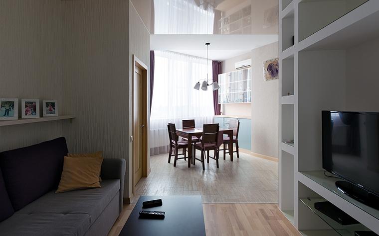 Фото № 46522 столовая  Квартира