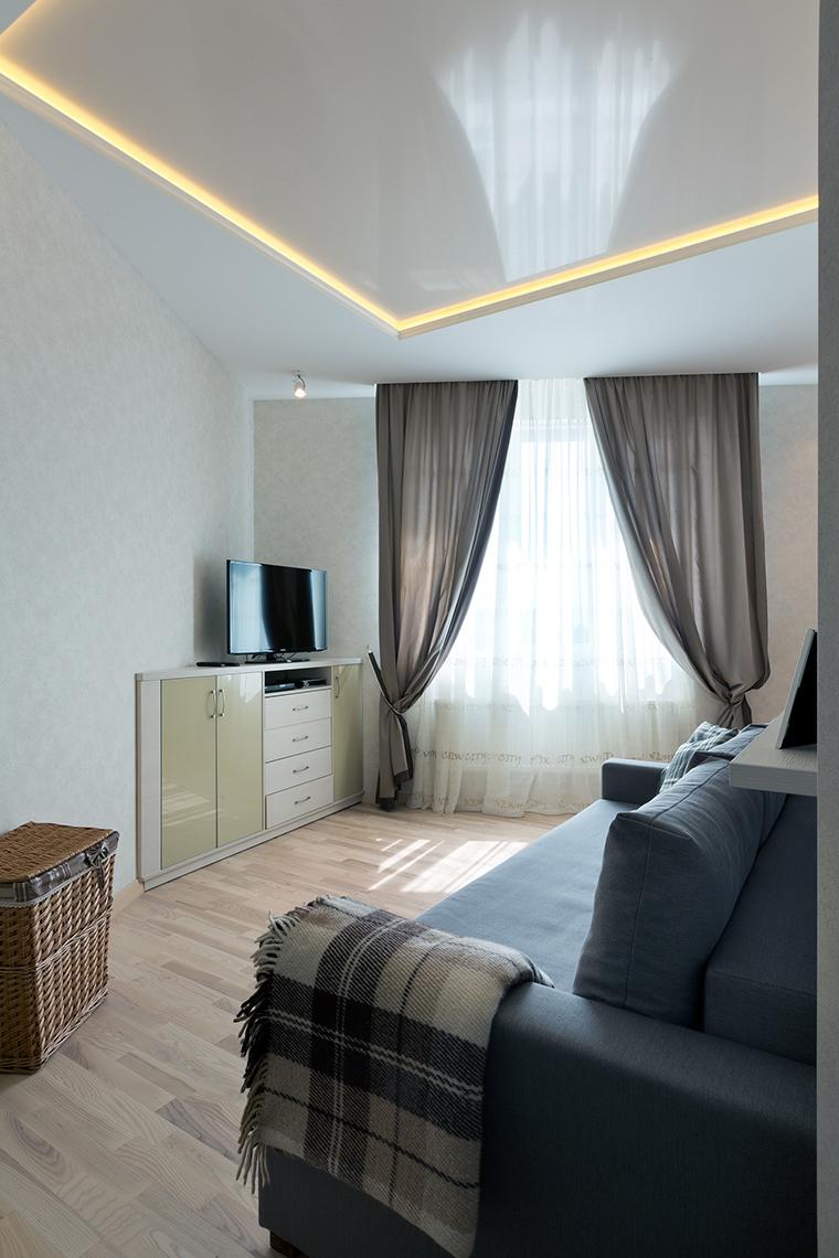 интерьер спальни - фото № 46524