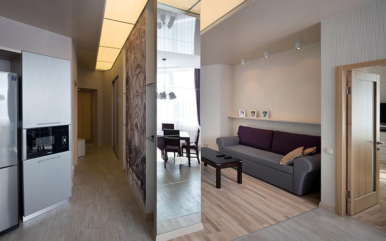 интерьер гостиной - фото № 46520