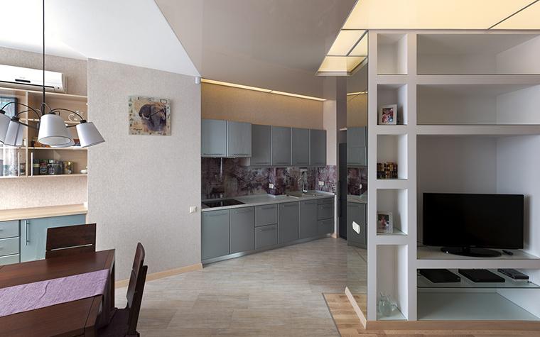 Фото № 46529 кухня  Квартира