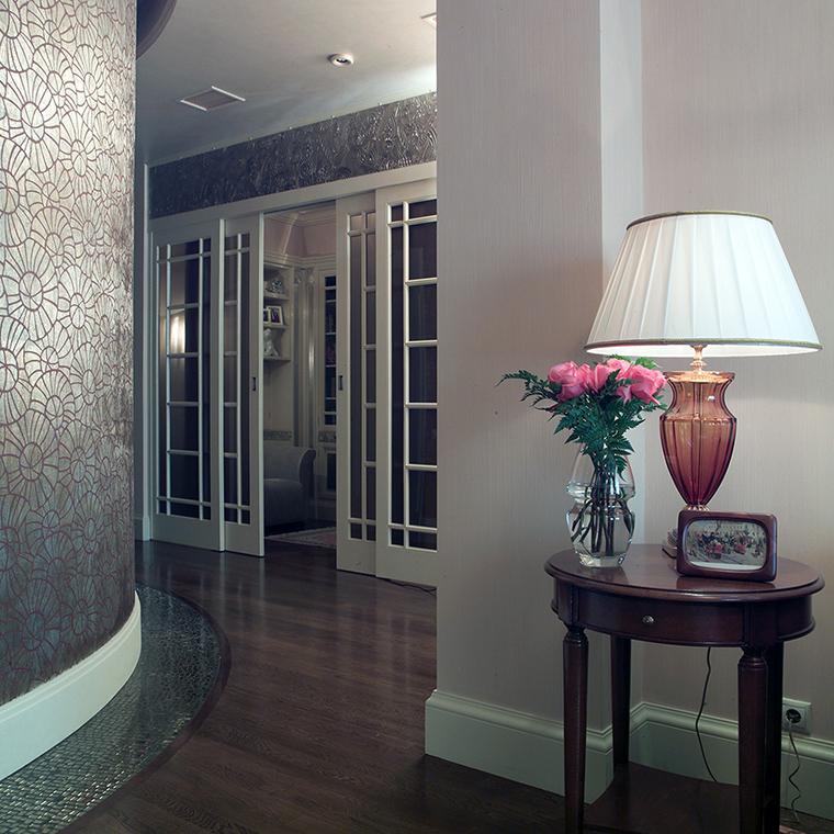 Квартира. холл из проекта , фото №46838