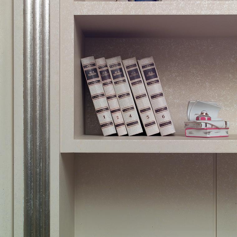 Фото № 46827 кабинет библиотека  Квартира