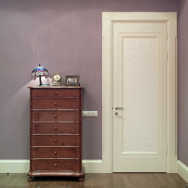Фото № 46846 спальня  Квартира