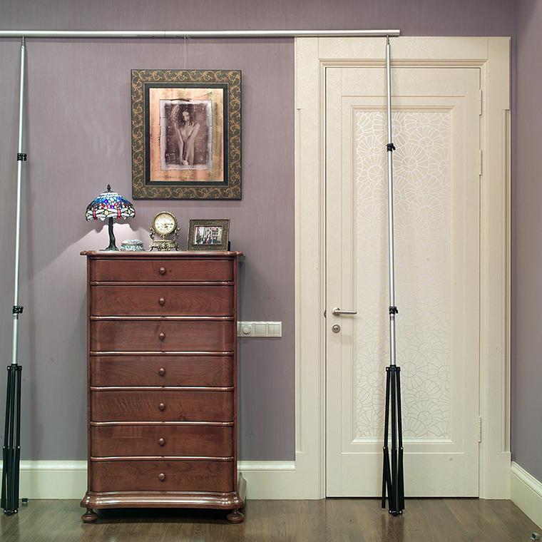 Фото № 46847 спальня  Квартира