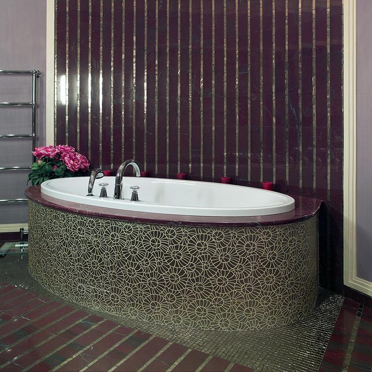 Квартира. ванная из проекта , фото №46852