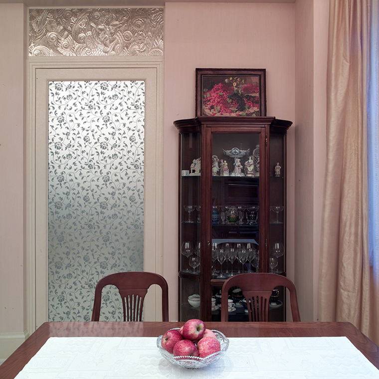 Квартира. столовая из проекта , фото №46856