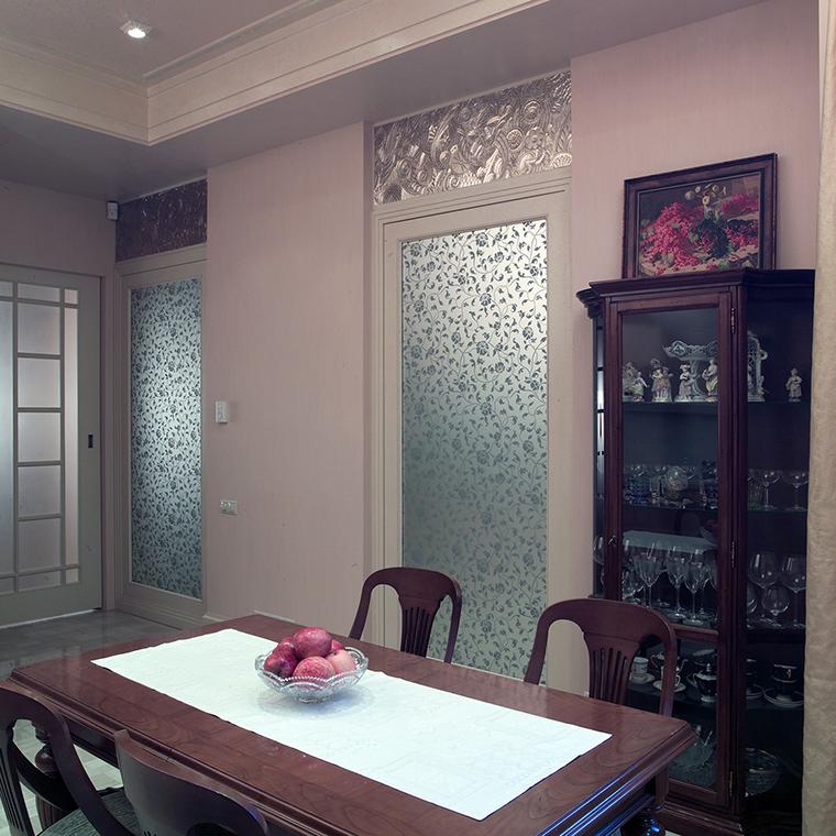 Квартира. столовая из проекта , фото №46857