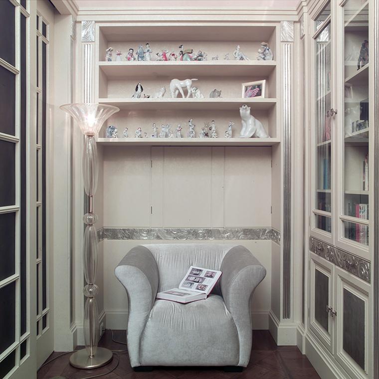 интерьер кабинета - фото № 46829