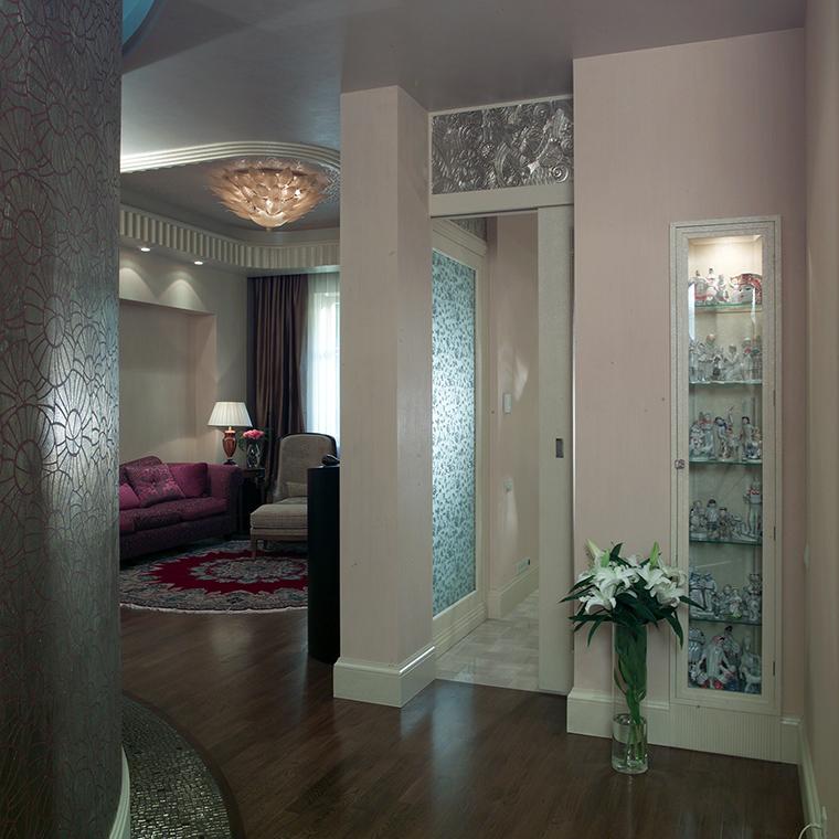 Квартира. холл из проекта , фото №46840