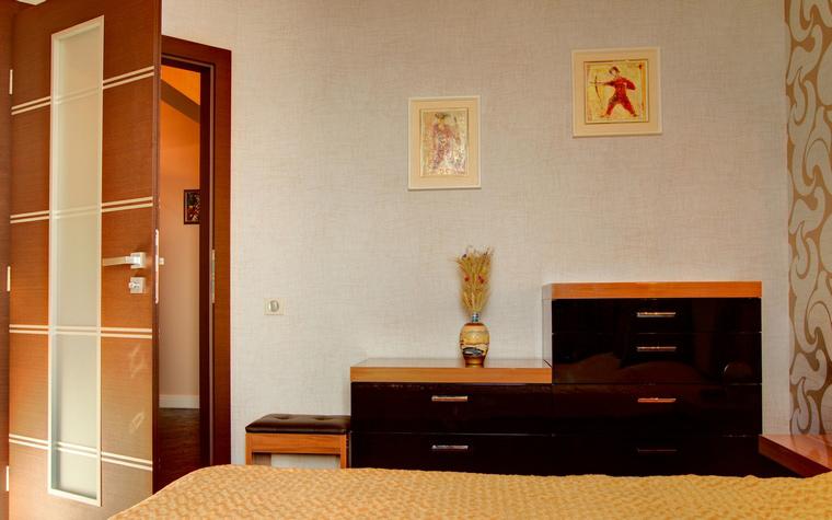 интерьер спальни - фото № 46661