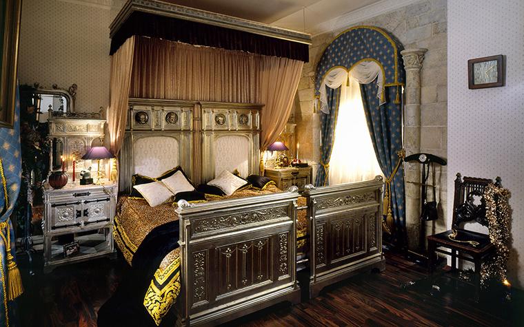 интерьер спальни - фото № 46650