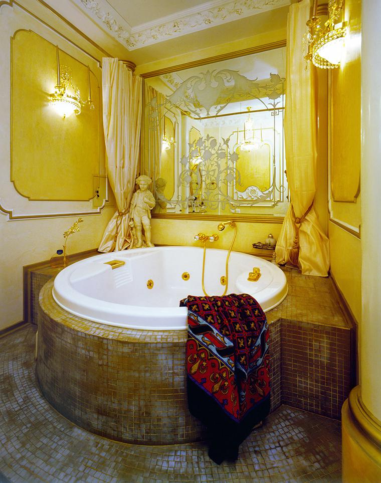 Фото № 46652 ванная  Квартира