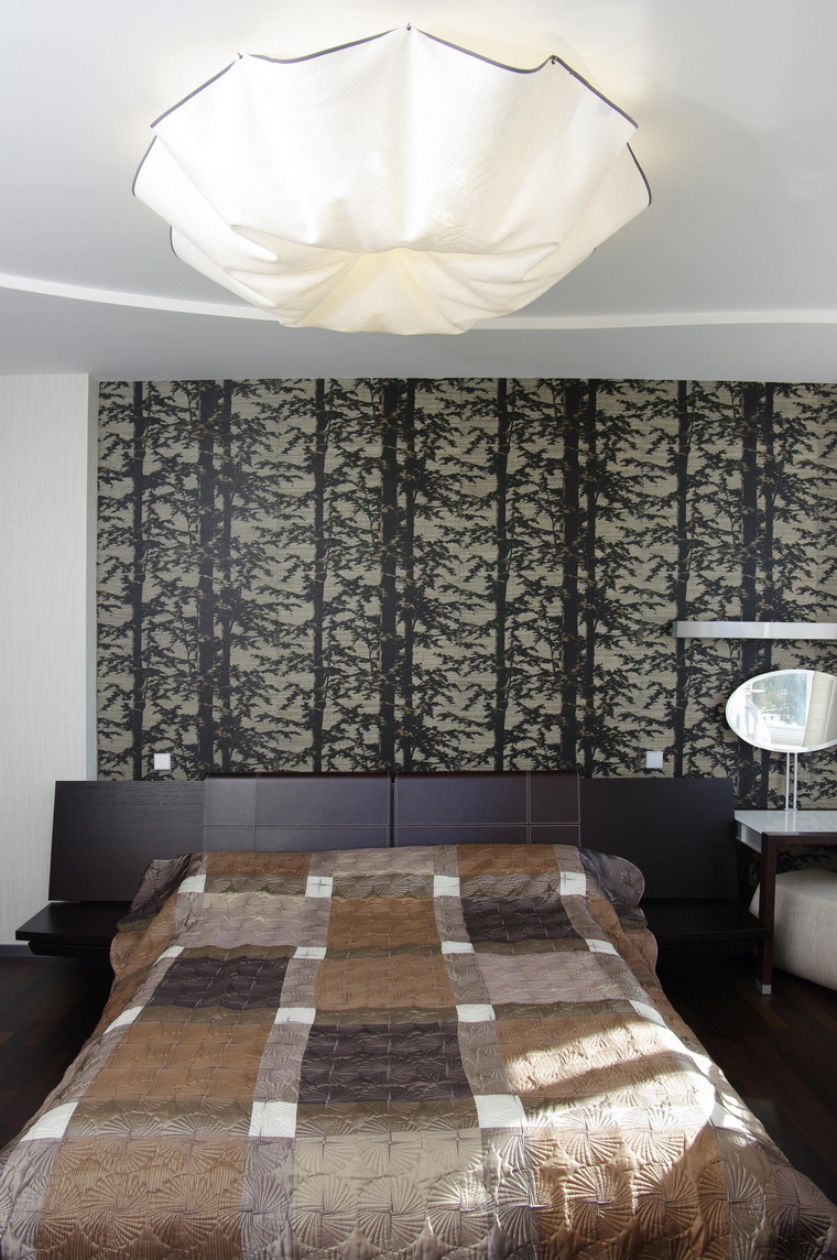 интерьер спальни - фото № 46756