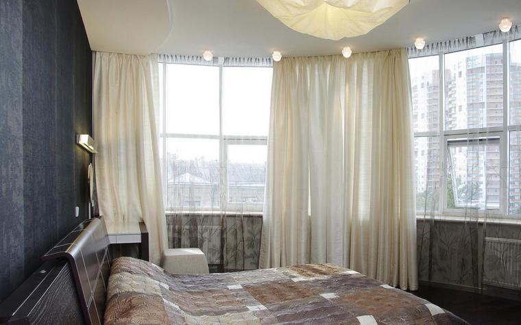 интерьер спальни - фото № 46757