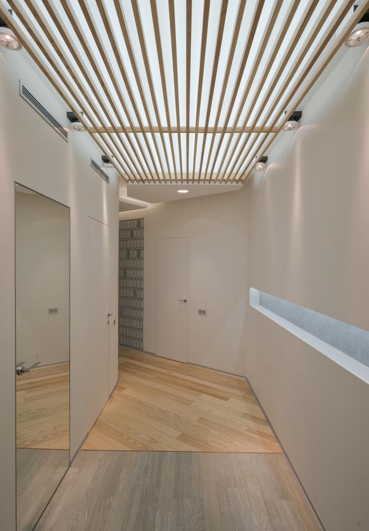 Квартира. холл из проекта , фото №46778