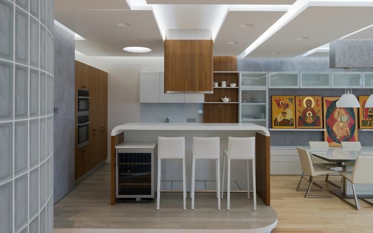 Квартира. кухня из проекта , фото №46771