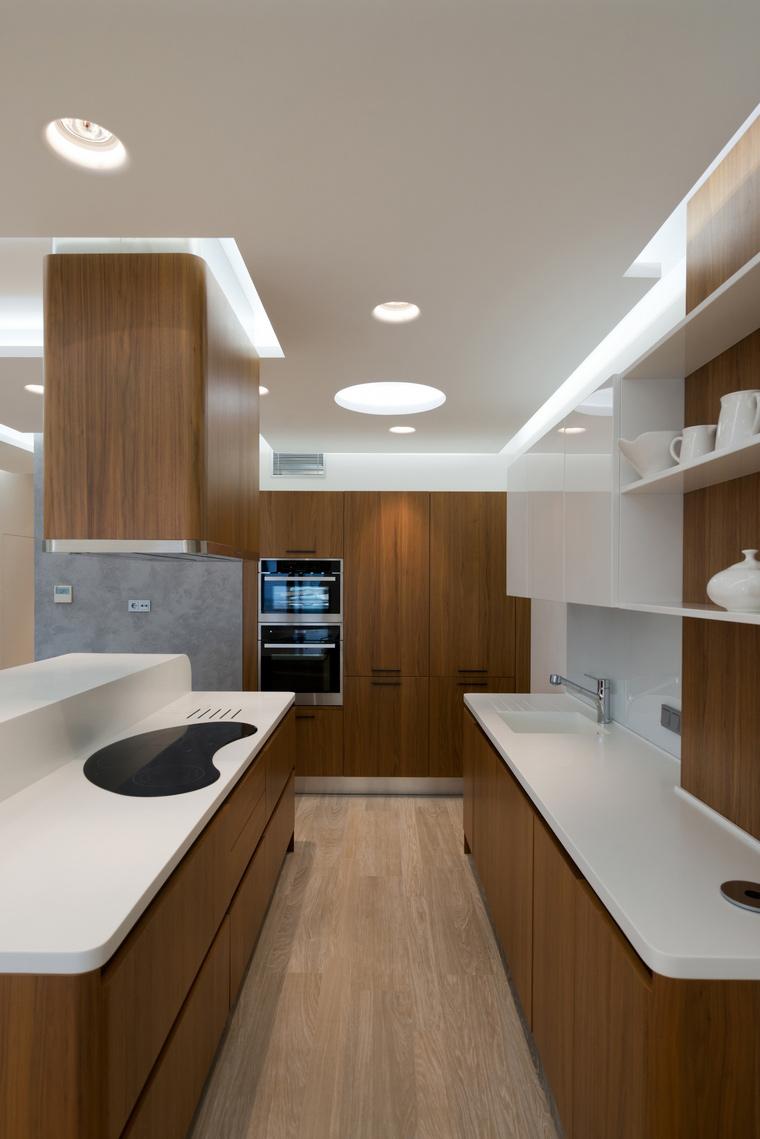 Квартира. кухня из проекта , фото №46770