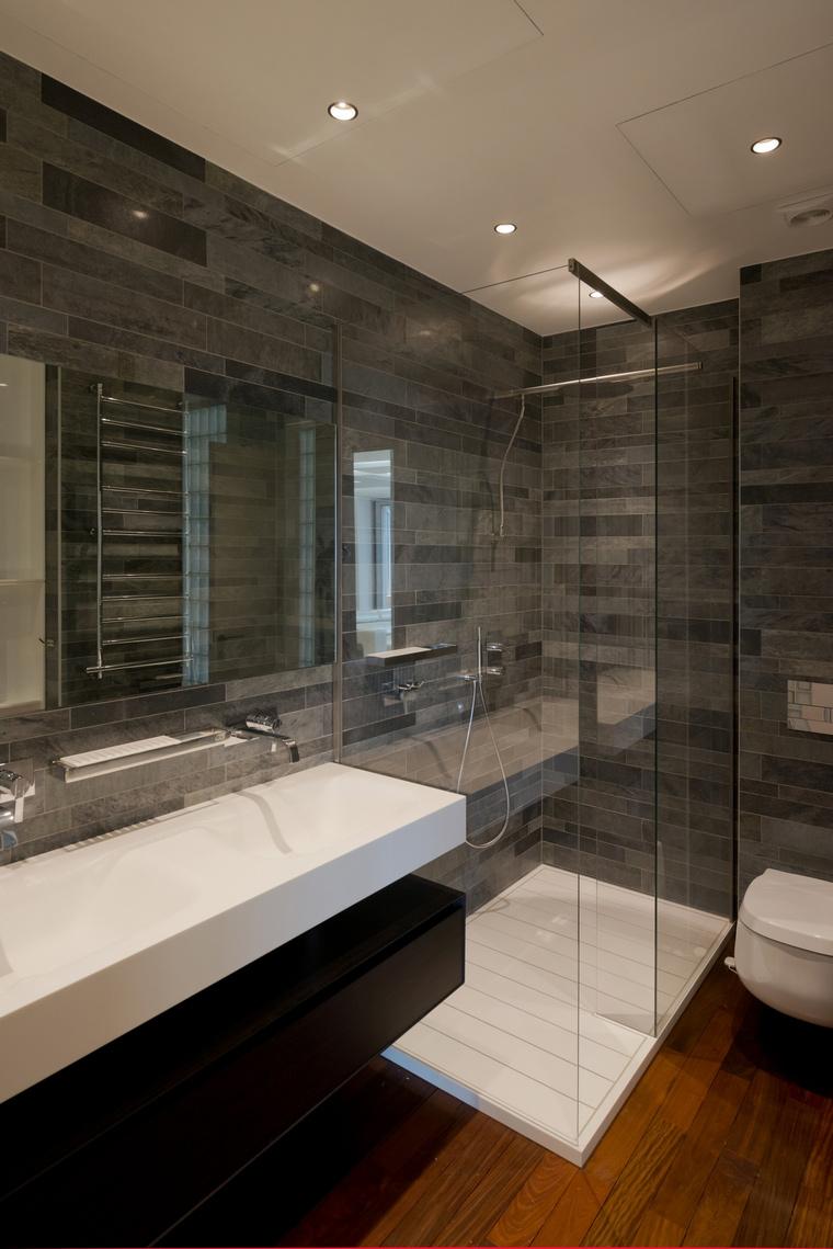 Квартира. ванная из проекта , фото №46774