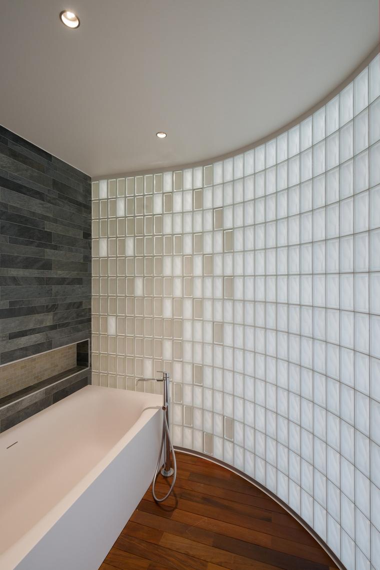 Квартира. ванная из проекта , фото №46776