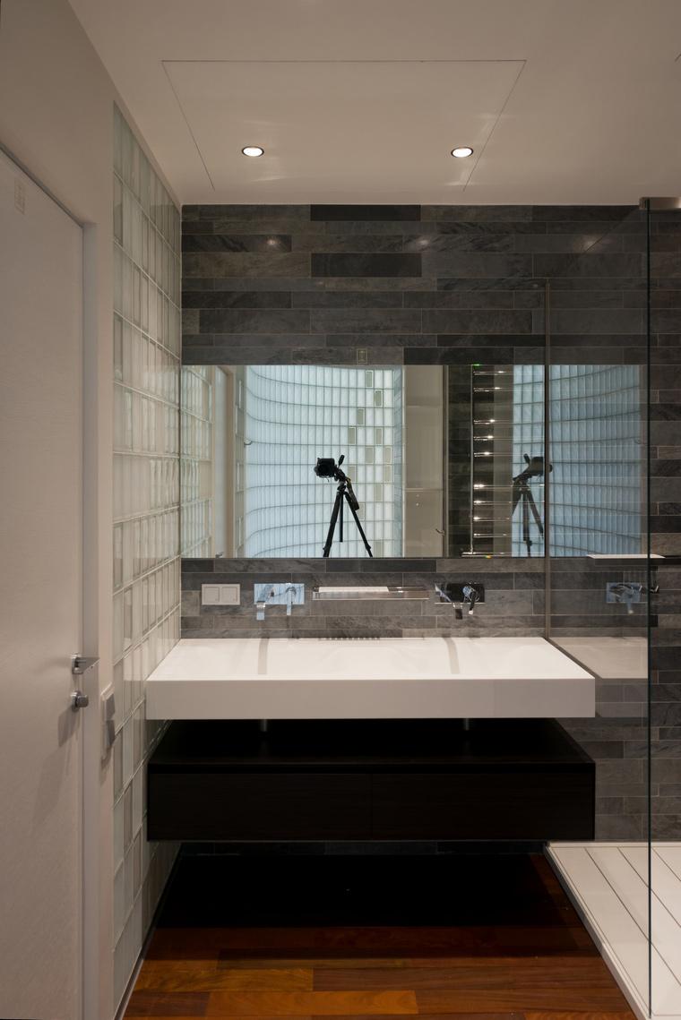 Квартира. ванная из проекта , фото №46775