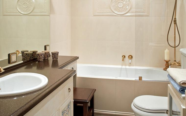 интерьер ванной - фото № 46821