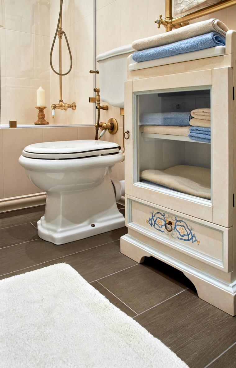 интерьер ванной - фото № 46822