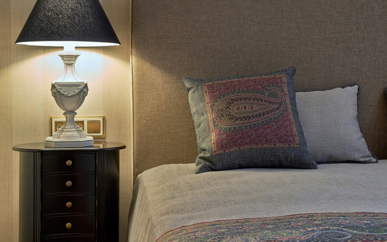 интерьер спальни - фото № 46816