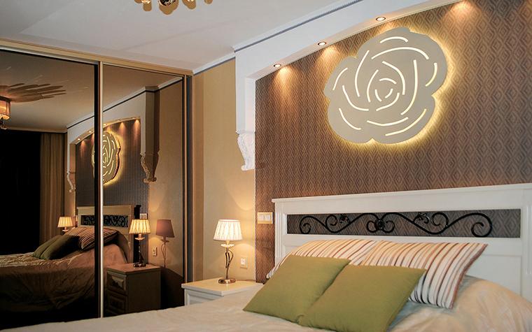 интерьер спальни - фото № 46904