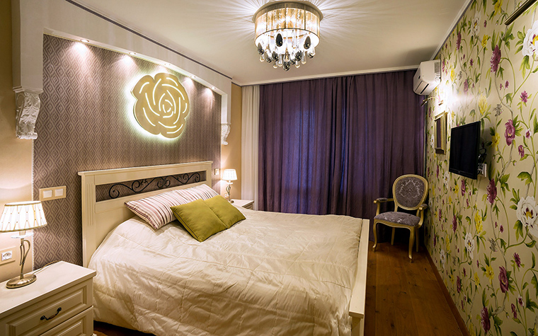 интерьер спальни - фото № 46906