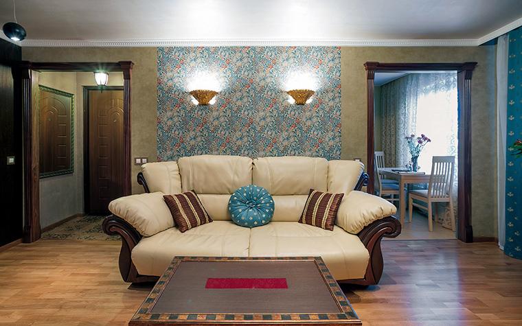 Квартира. гостиная из проекта , фото №46899