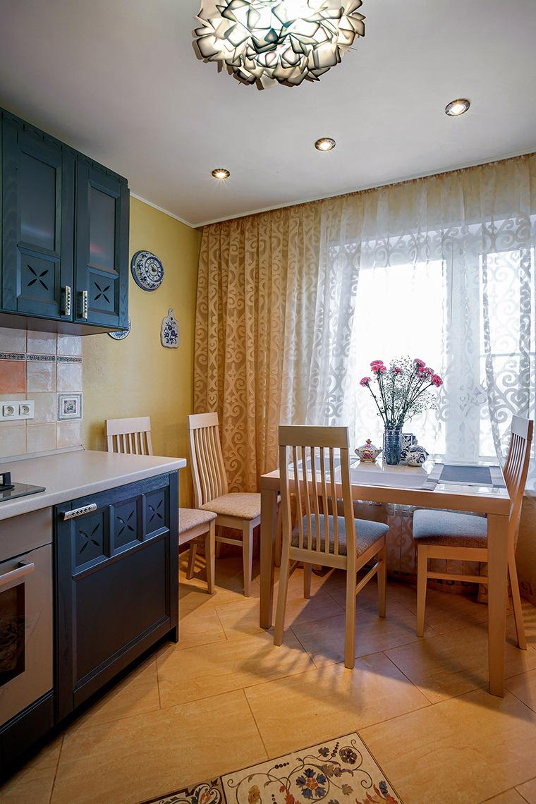 Квартира. кухня из проекта , фото №46902