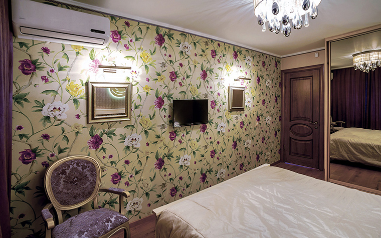 интерьер спальни - фото № 46903
