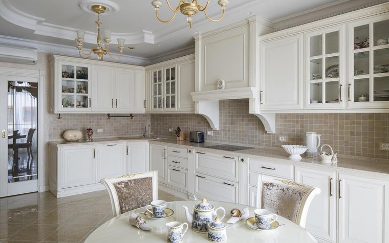 интерьер кухни - фото № 46921