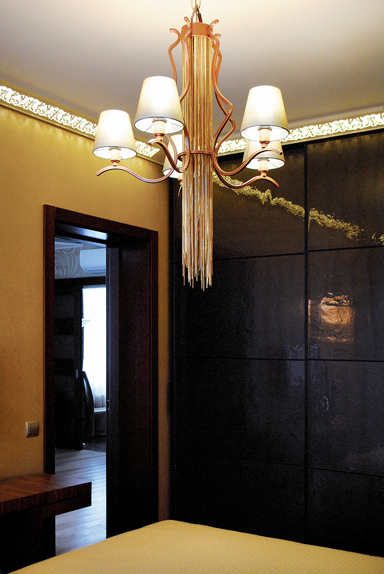 Фото № 46951 спальня  Квартира