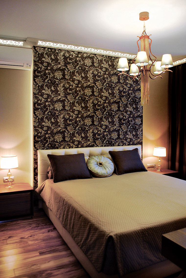Фото № 46952 спальня  Квартира