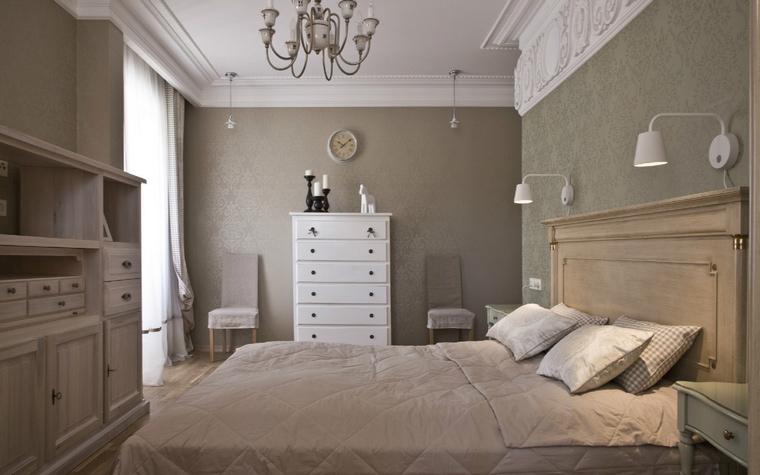 интерьер спальни - фото № 46962