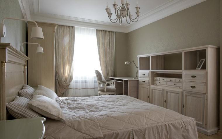 Фото № 46963 спальня  Квартира