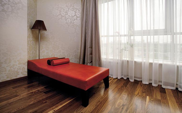 Квартира. спальня из проекта , фото №46998