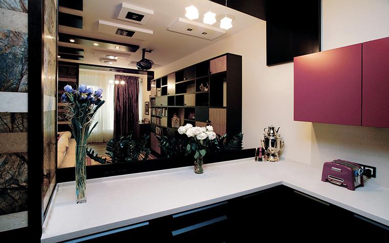 Квартира. гостиная из проекта , фото №47002