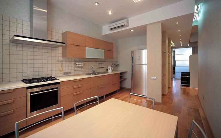 Фото № 47074 кухня  Квартира